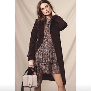 Rebecca Minkoff Rosemary Leopard Print Dress